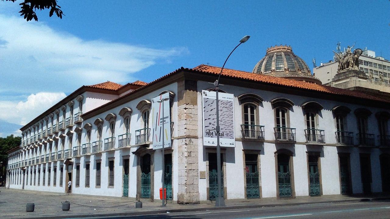 Palatul Paco Imperial11