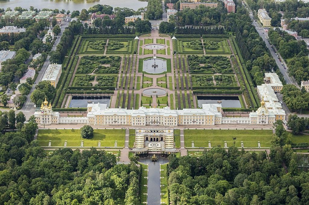 Palatul Peterhof1