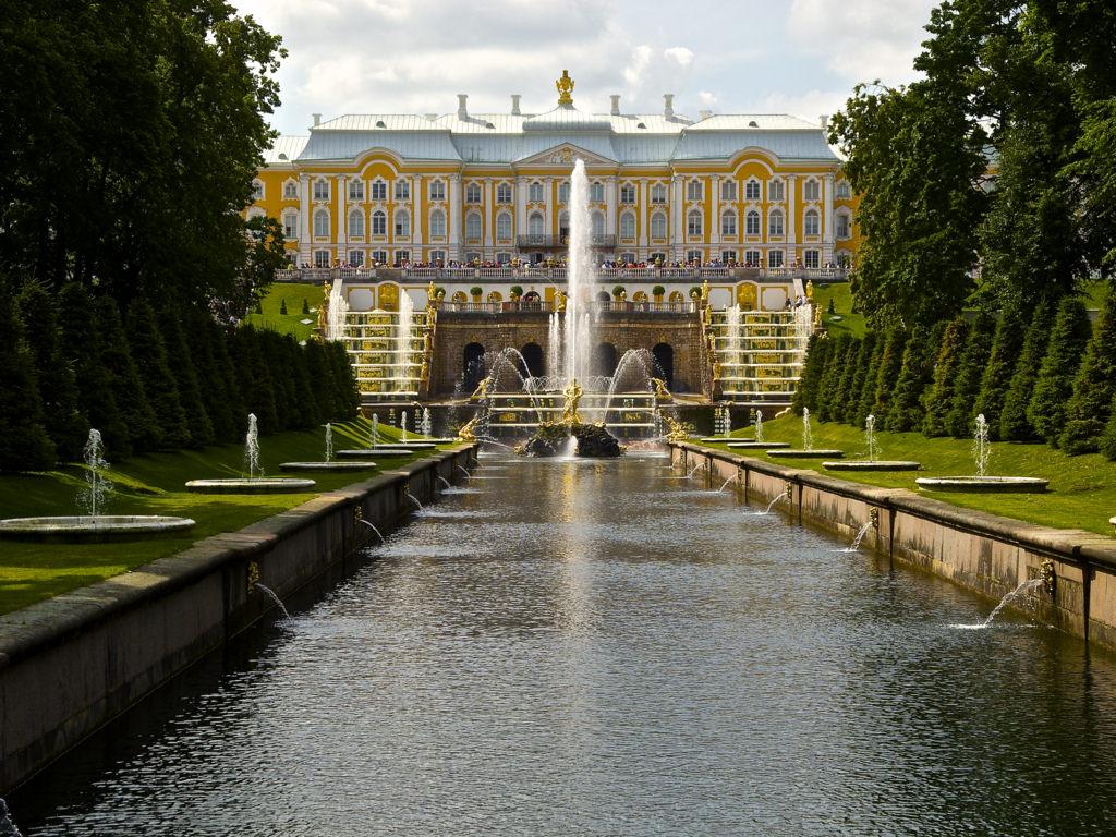 Palatul Peterhof11