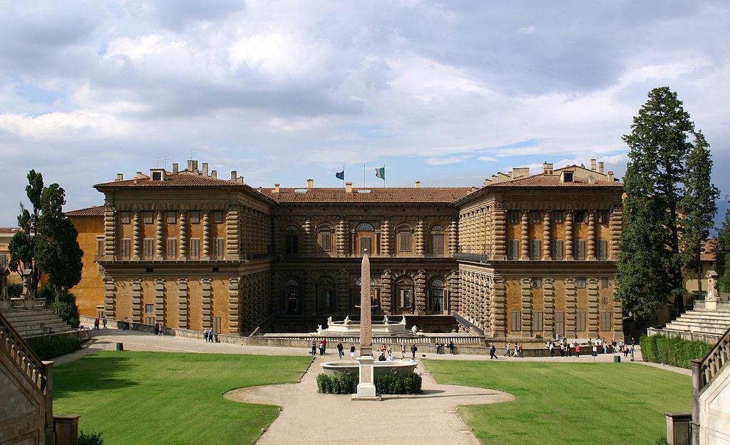 Palatul Pitti din Florenta