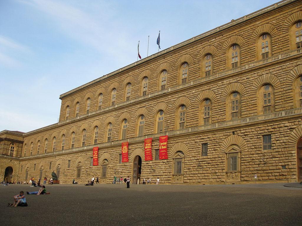 Palatul Pitti din Florenta1