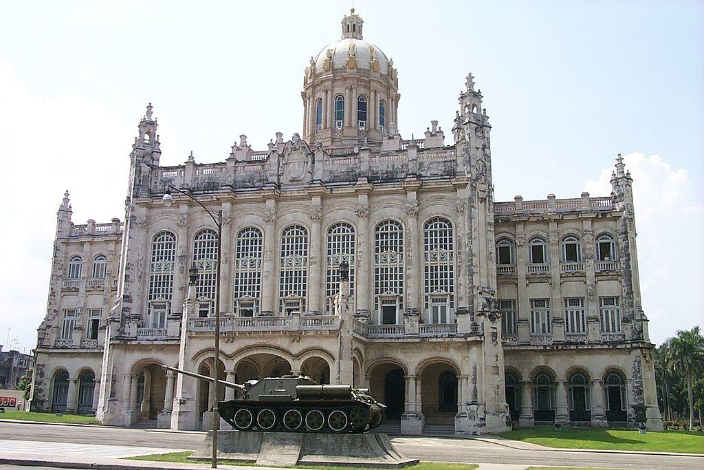 Palatul Prezidential din Havana