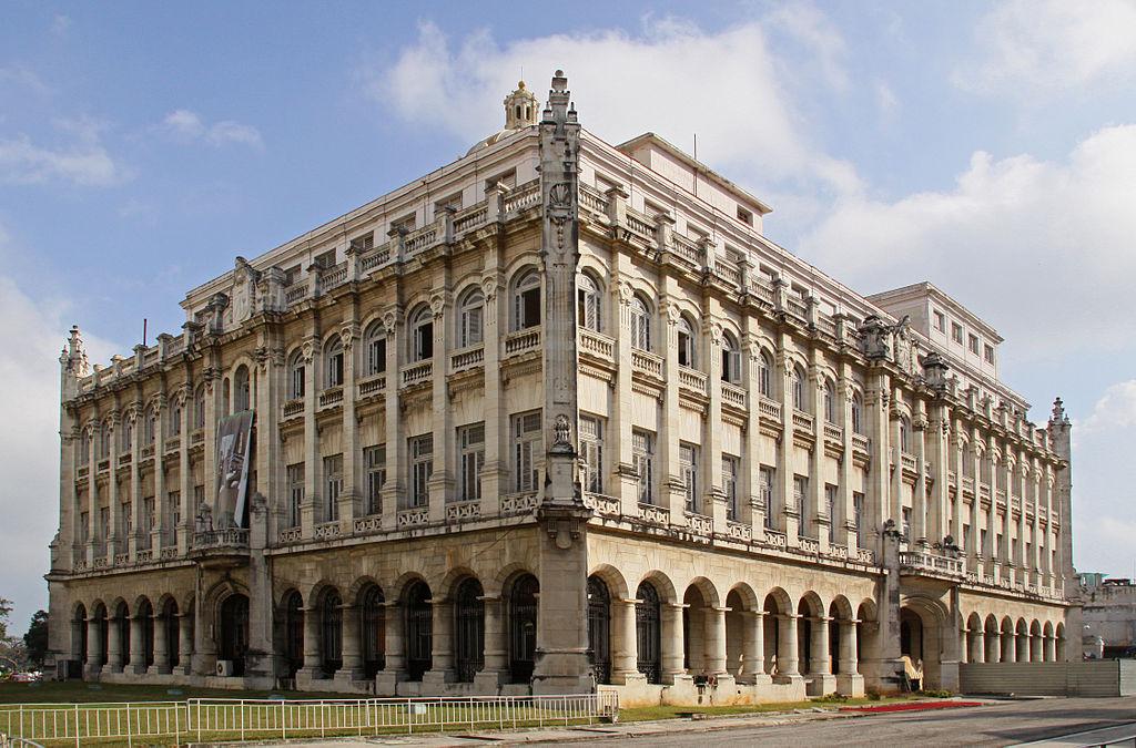 Palatul Prezidential din Havana1