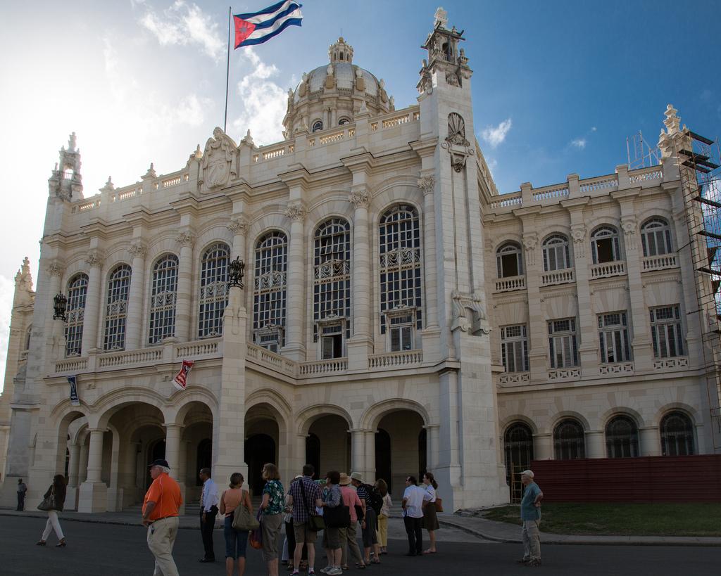 Palatul Prezidential din Havana111