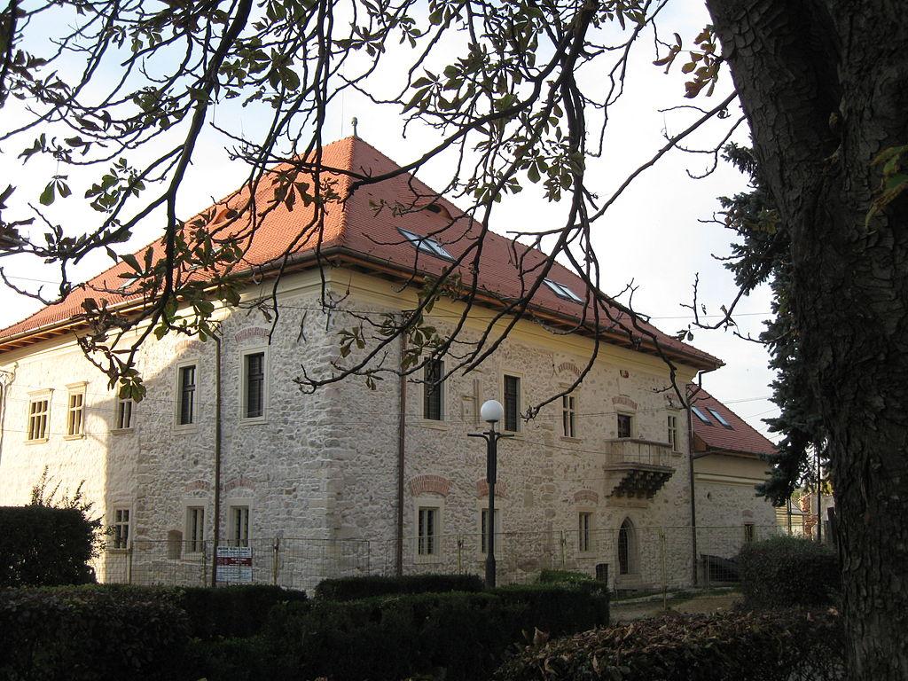 Palatul Princiar din Turda1