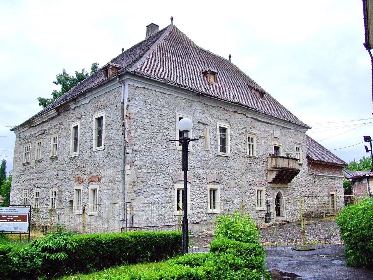 Palatul Princiar din Turda111