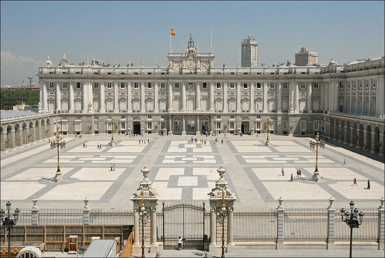 Palatul Regal din Madrid
