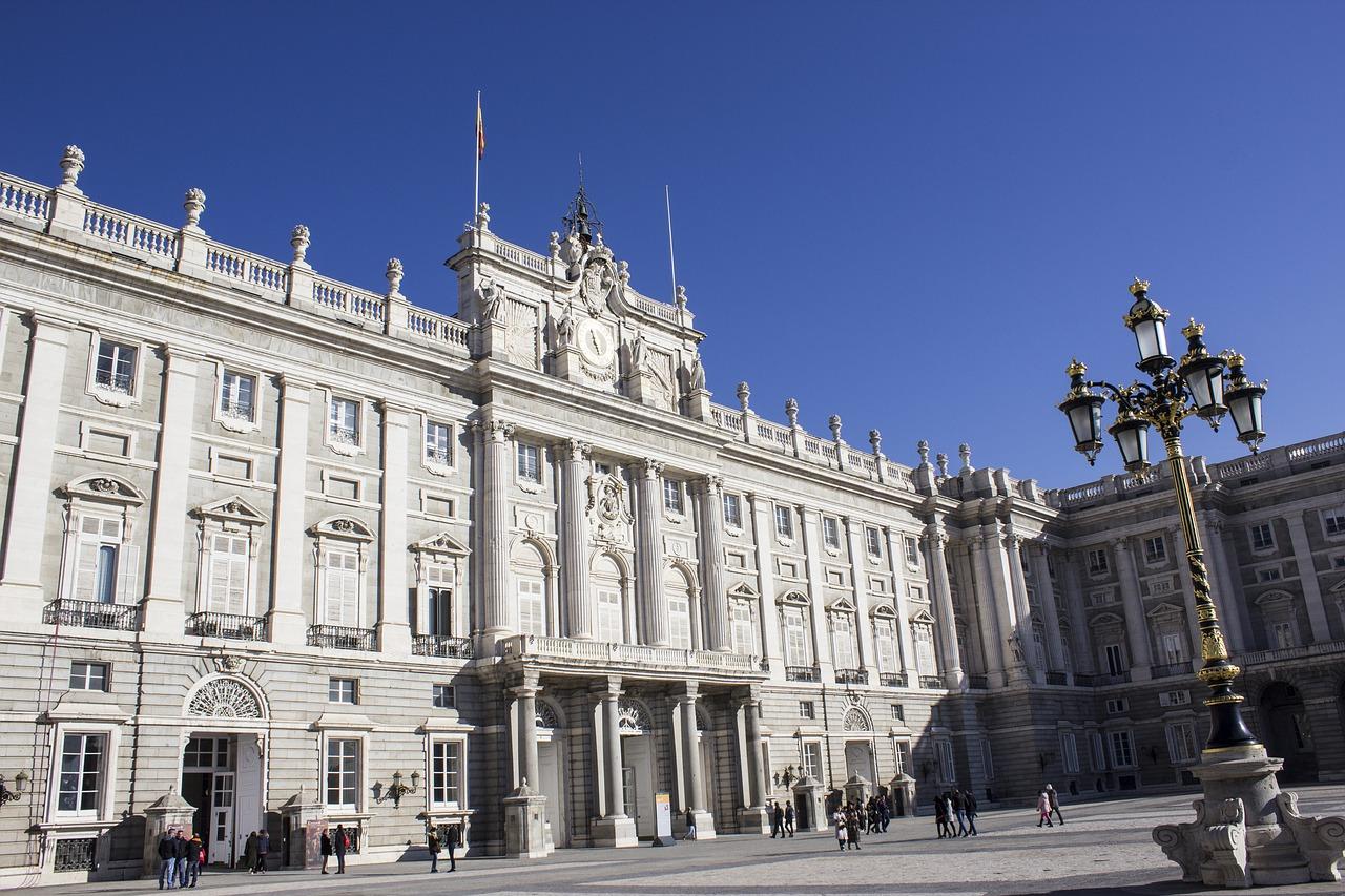 Palatul Regal din Madrid11