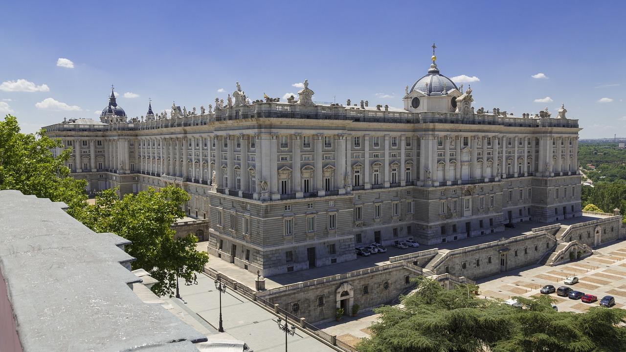 Palatul Regal din Madrid1111