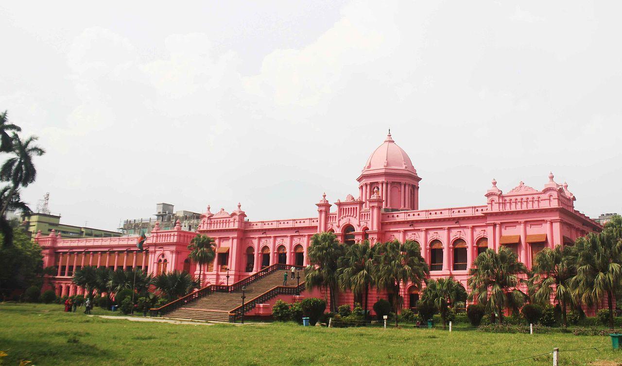 Palatul Roz din Dhaka1