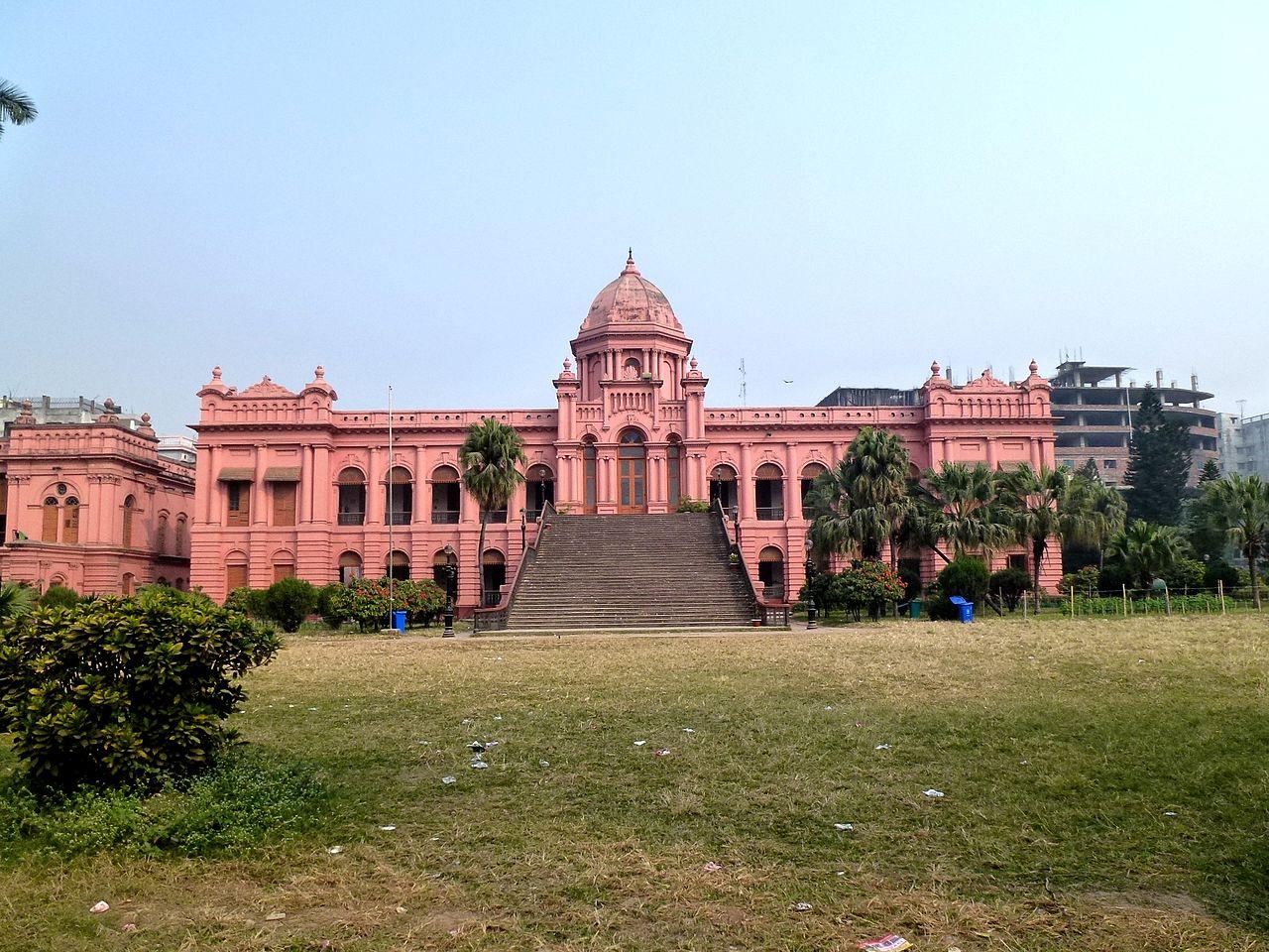 Palatul Roz din Dhaka111