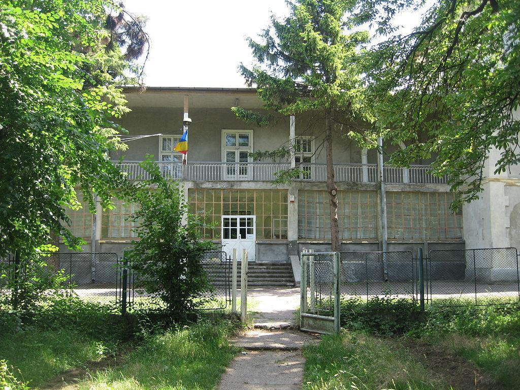 Palatul Sturdza de la Miroslava1