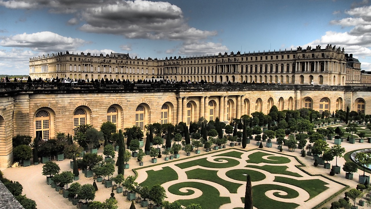 Palatul Versailles1