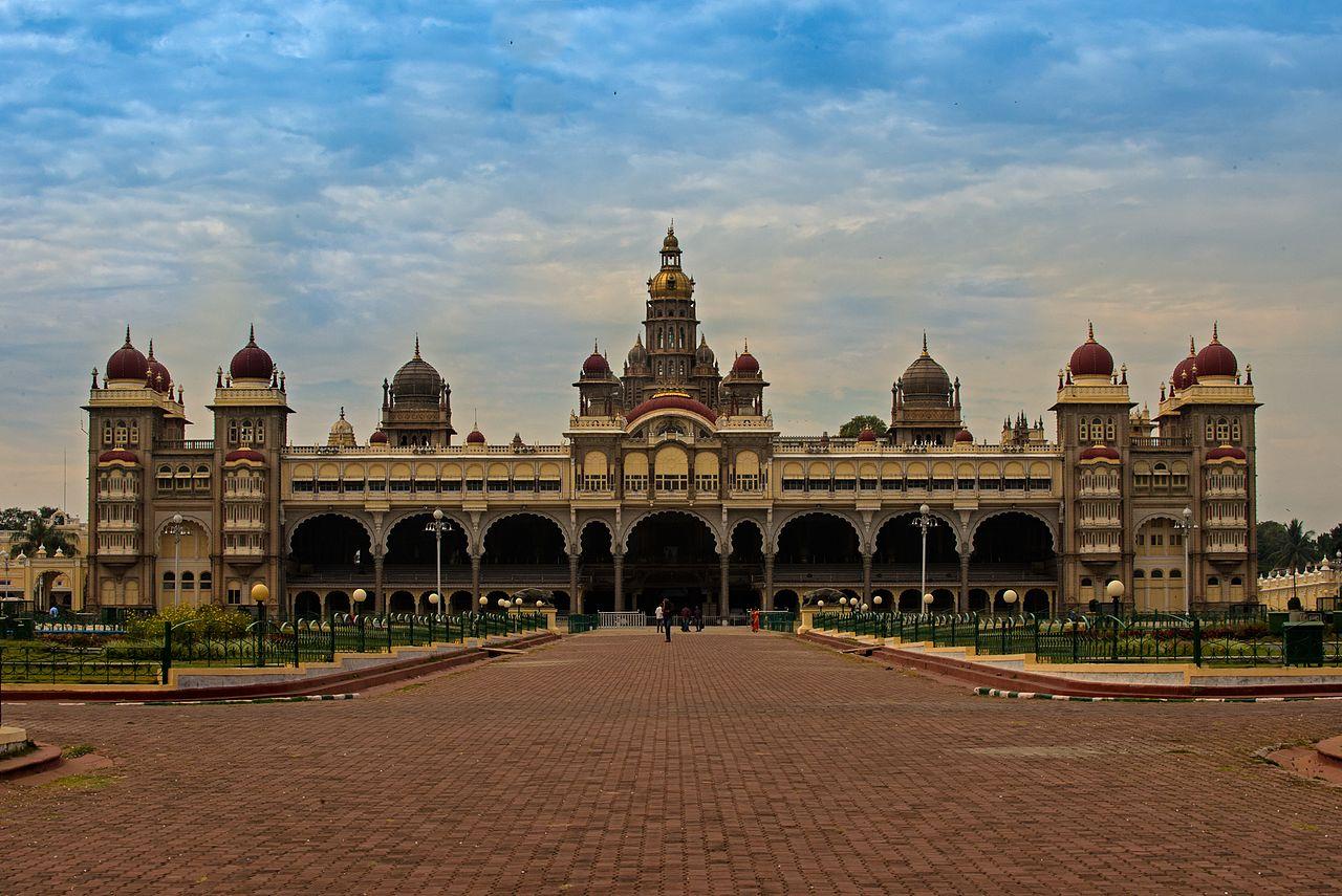 Palatul din Mysore