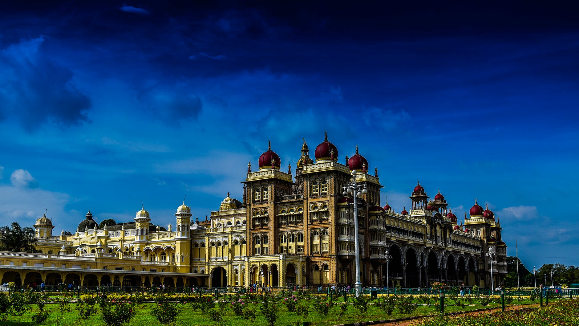 Palatul din Mysore1