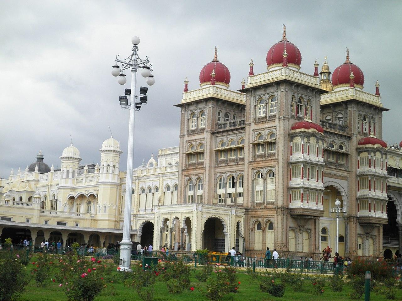 Palatul din Mysore11