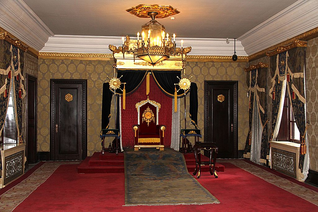 Palatul imperial Manchu11