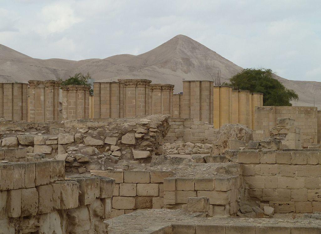 Palatul lui Hisham1