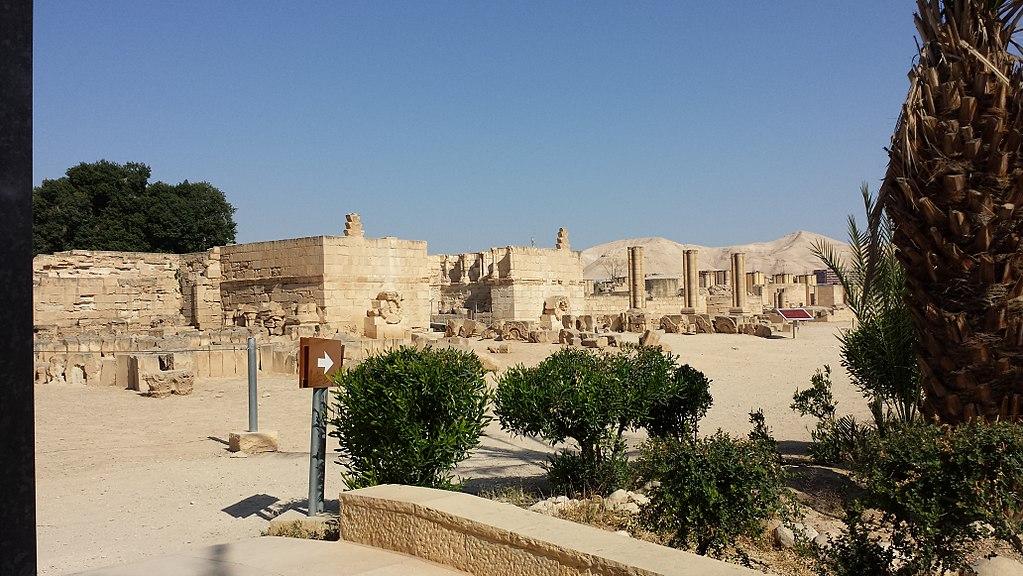 Palatul lui Hisham111