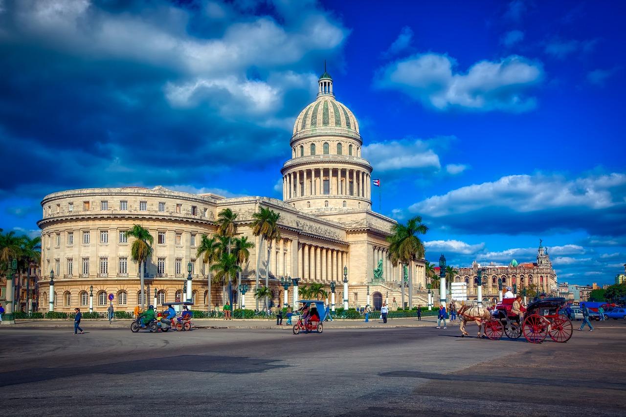 Palatul prezidential Cuba