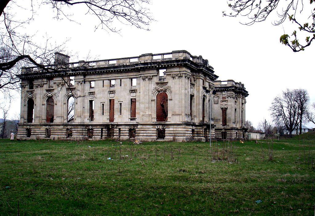 Palatului Cantacuzino de la Floreşti1