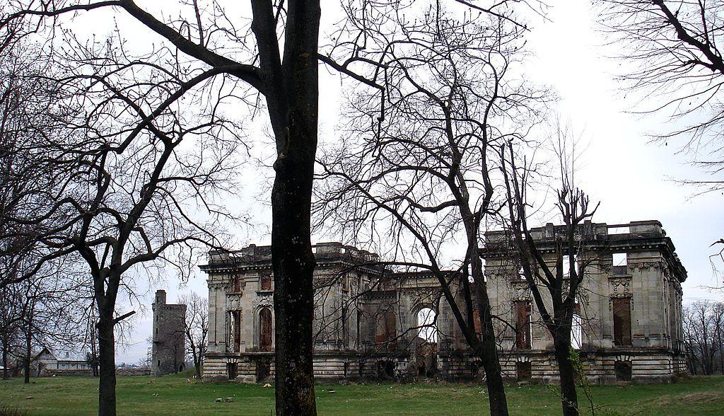 Palatului Cantacuzino de la Floreşti2