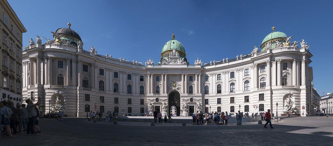 Palatul Hofburg