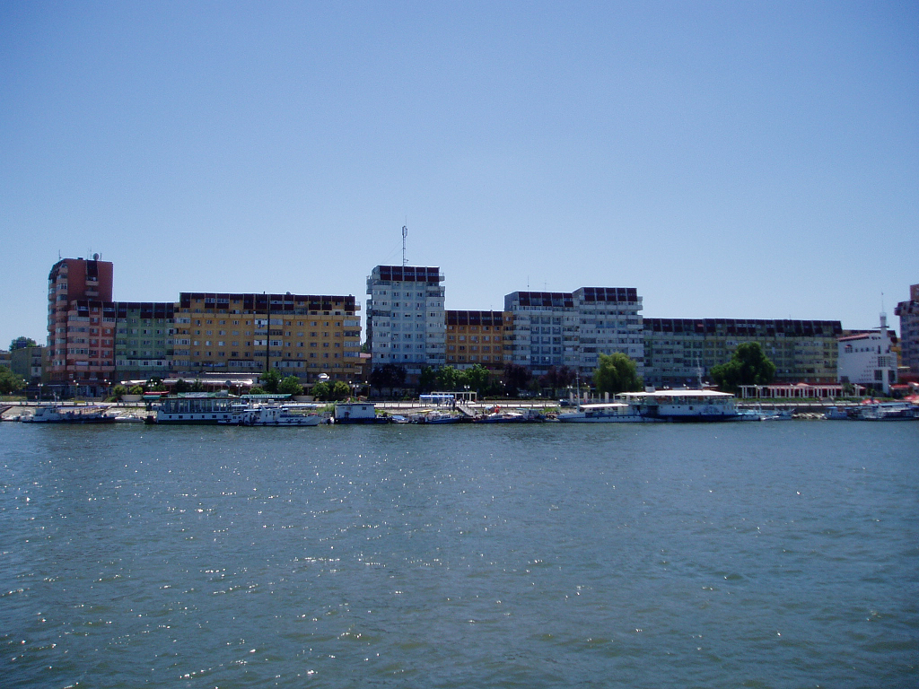 Panorama Tulcea