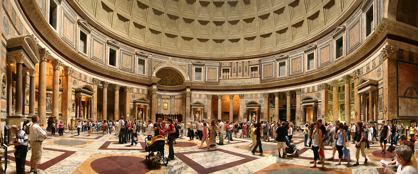 Pantheonul din Roma1