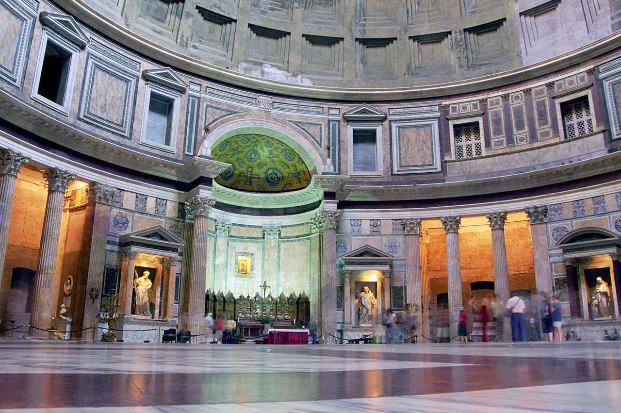 Pantheonul din Roma11