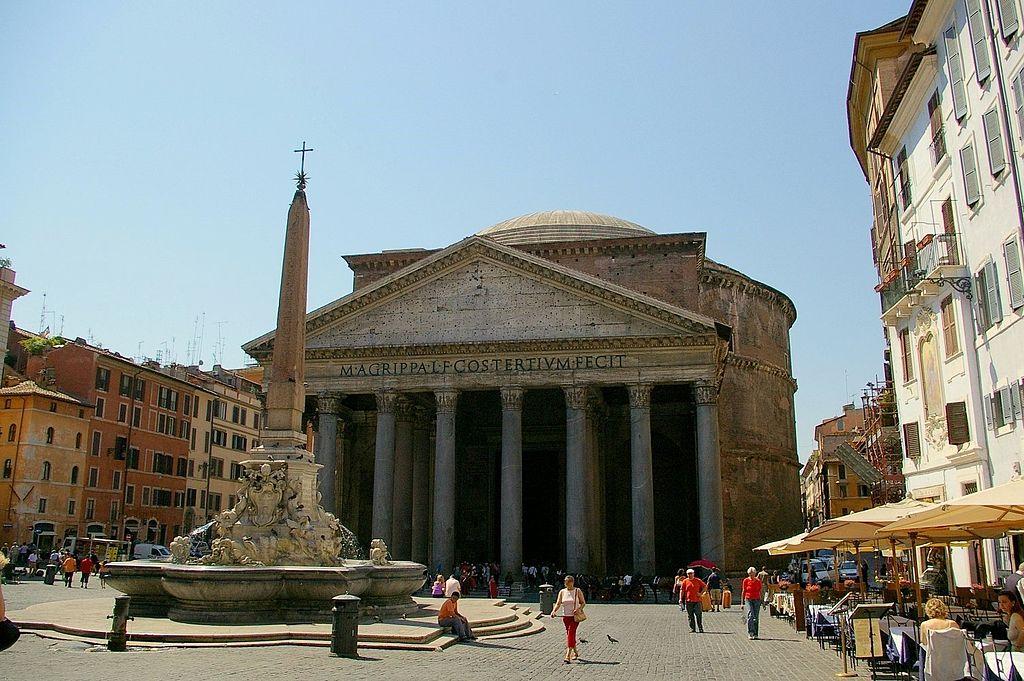 Pantheonul din Roma1111