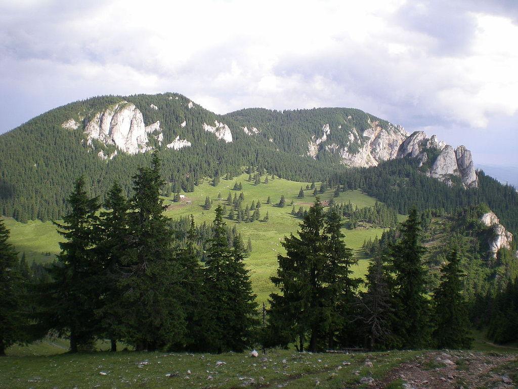 Parcul Național Cheile Bicazului – Hășmaș