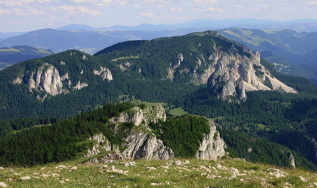 Parcul Național Cheile Bicazului – Hășmaș1