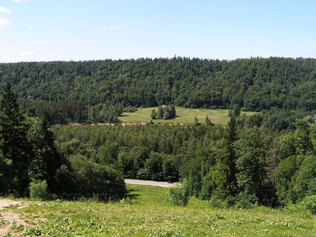 Parcul National Gauja1
