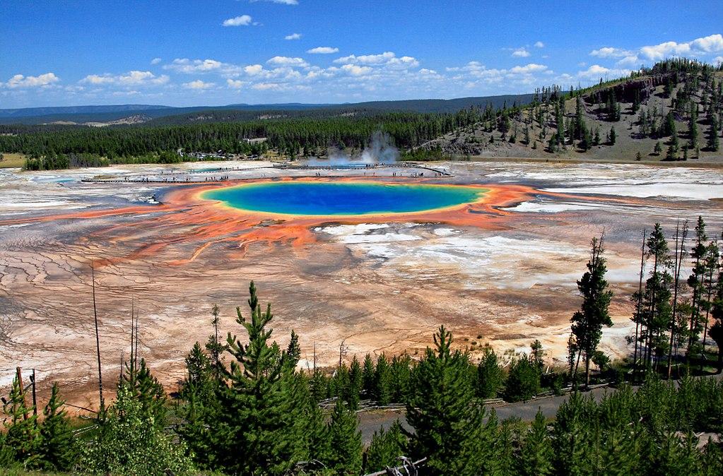 Parcul National Yellowstone1