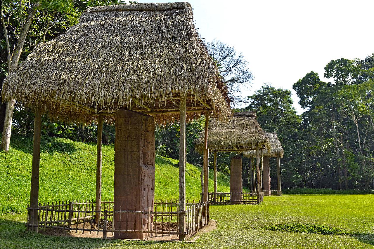 Parcul arheologic Quirigua1