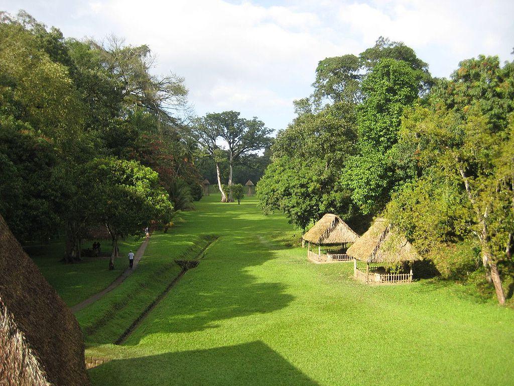 Parcul arheologic Quirigua111
