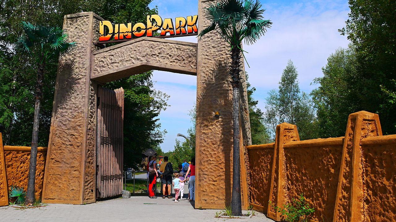 Parcul de Dinozauri din Ostrava