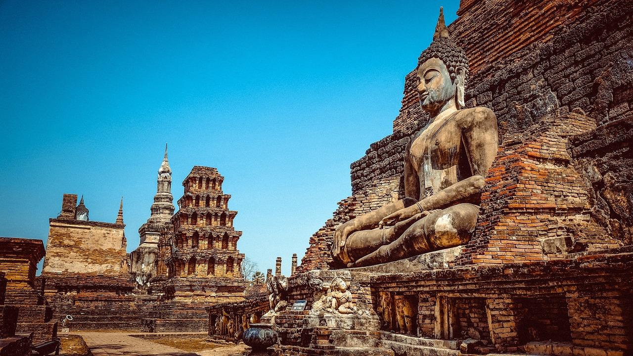 Parcul istoric Sukhothai11