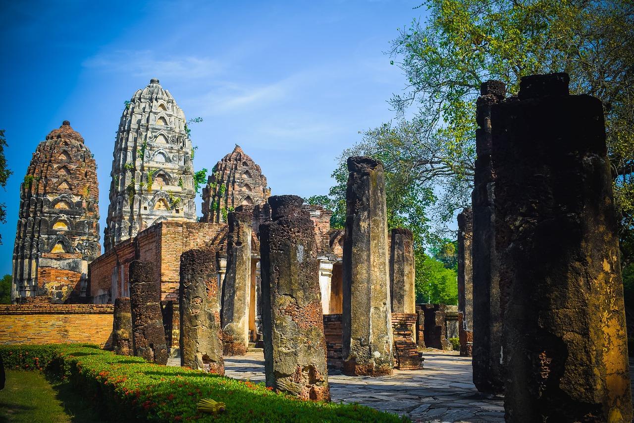 Parcul istoric Sukhothai111