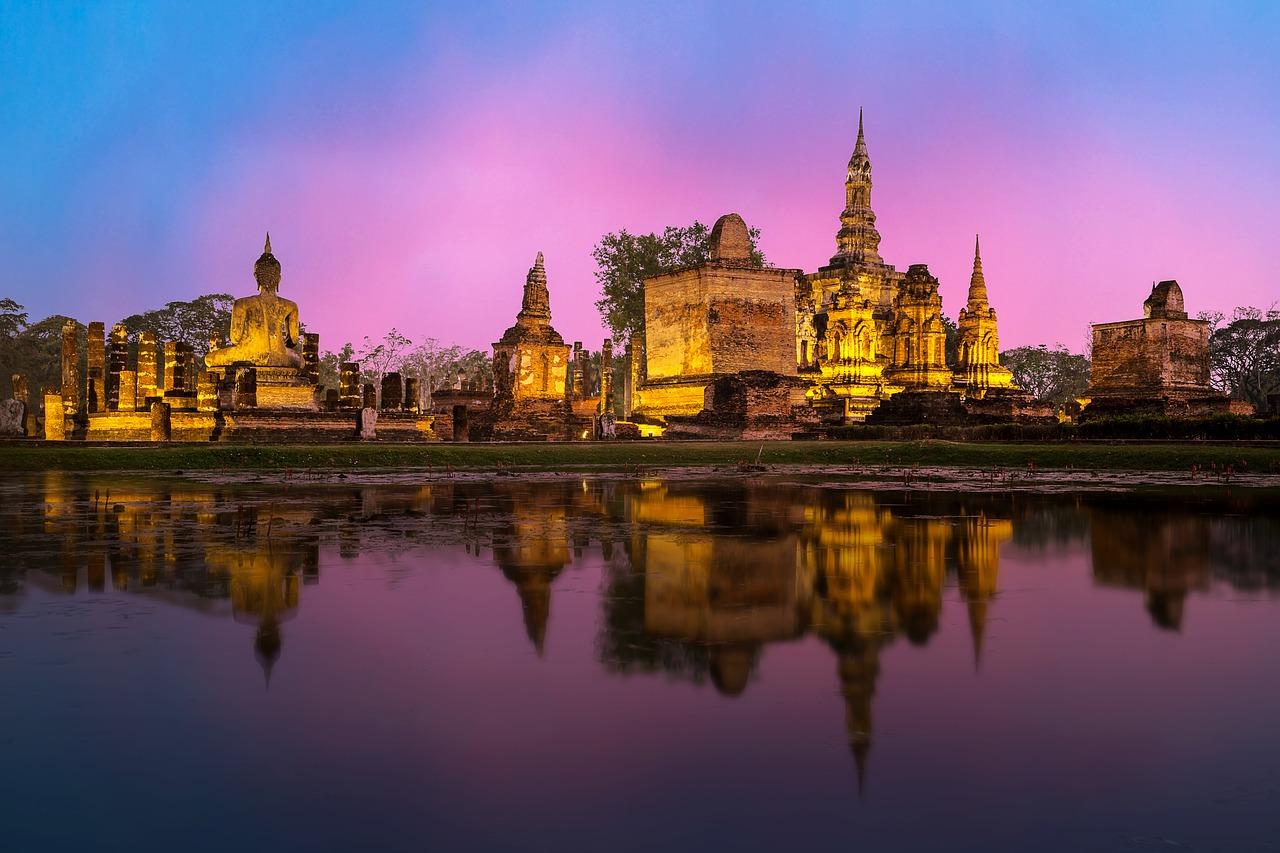 Parcul istoric Sukhothai1111