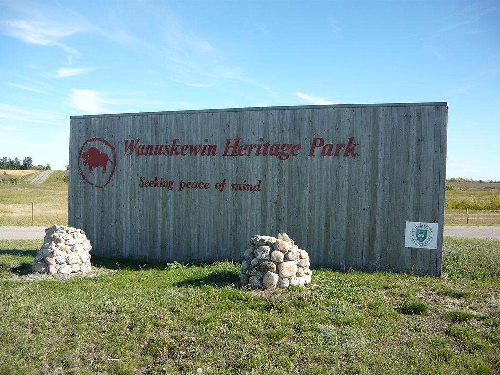 Parcul istoric Wanuskewin111
