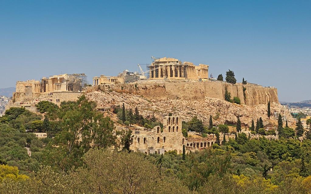 Partenonul din Atena1