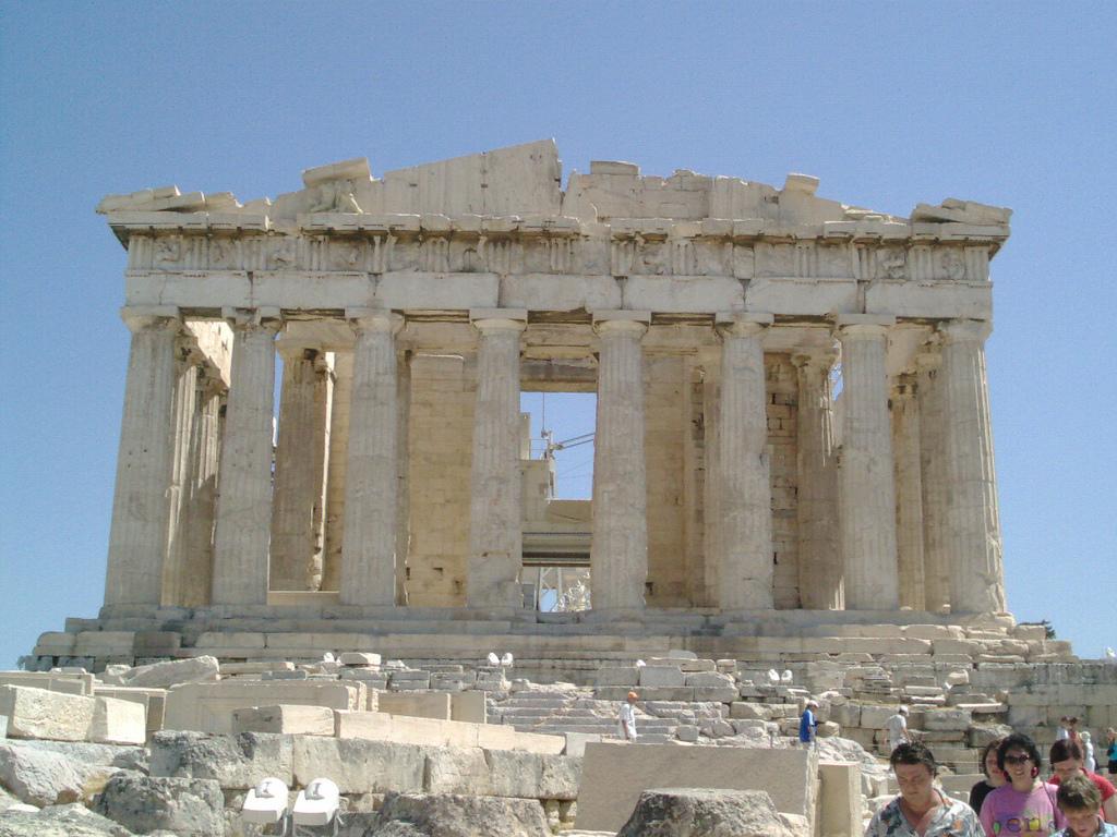 Partenonul din Atena11