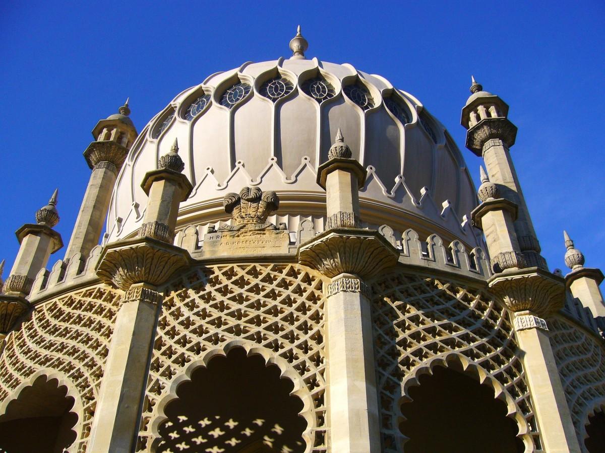 Pavilionul Regal din Brighton11