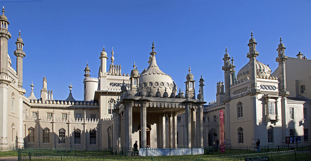 Pavilionul Regal din Brighton111