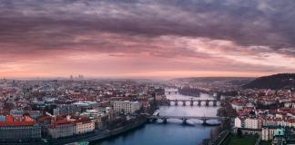 Peisaj Praga