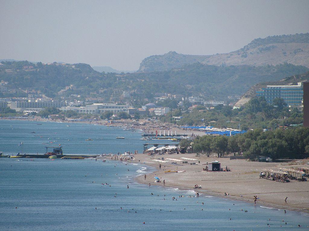 Plaja Ammoudes