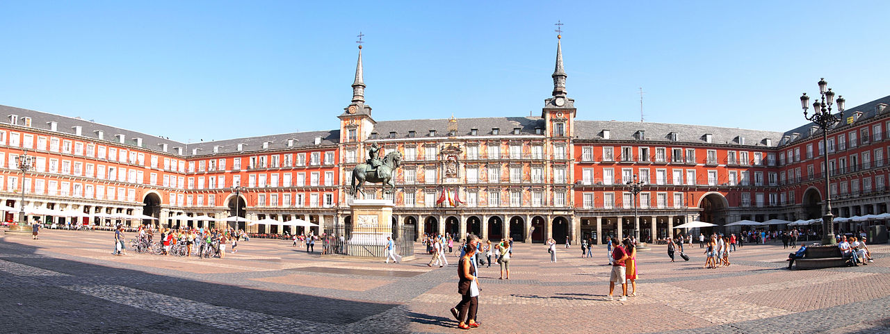 Plaza Mayor din Madrid11