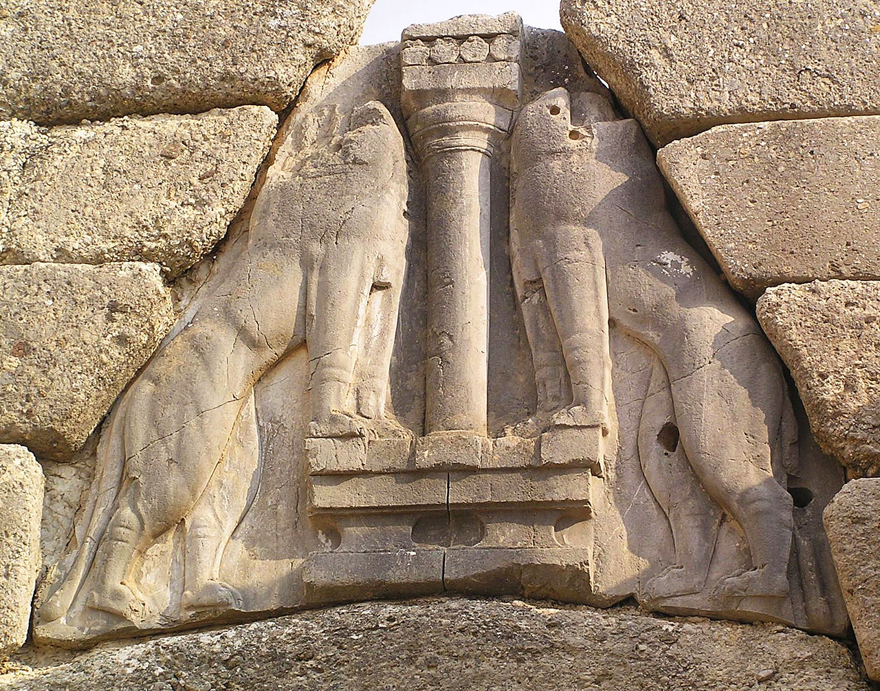 Poarta Leilor din Micene1